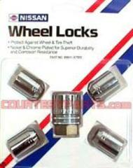 "WHEEL LOCKS 16"" ALLOY 6-SPOKE PRO-4X & 18"""