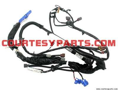 S14 SR20DET Engine Wiring Harness