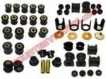Energy Suspension HYPER-FLEX System Complete Master Bushing Set  - 1989 to 1994 240SX 7.18106G