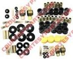 Energy Suspension HYPER-FLEX System Complete Master Bushing Set - 1995 to 1998 240SX (GS) 7.18107G