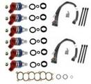 FUEL INJECTOR KIT- 90-93 300ZX NA