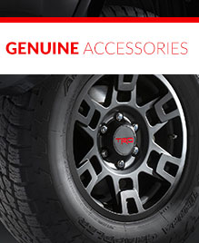 Toyota Accessories
