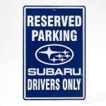 Miscellaneous Subaru Items