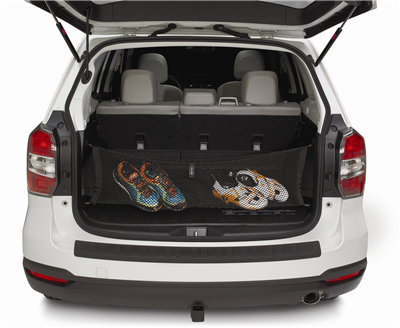 Forester Cargo Net Rear Vertical 2014-2018