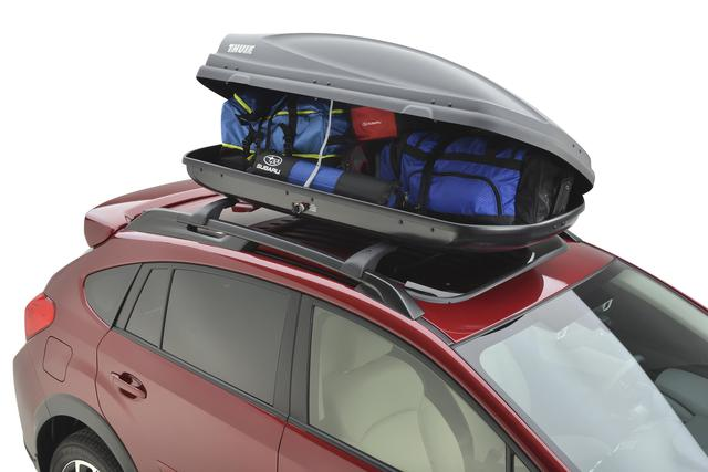 Subaru Outback THULE Roof Cargo Carrier - 2015-2018
