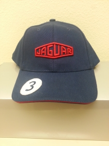 Jaguar Navy Blue Hat
