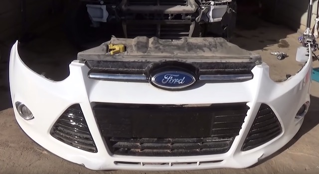 Ford focus cover