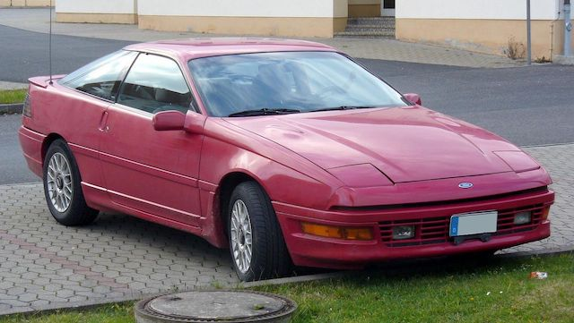 Ford Probe collectible 1