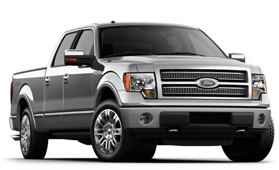 Ford F-150s New Competitor – GMC Canyon?