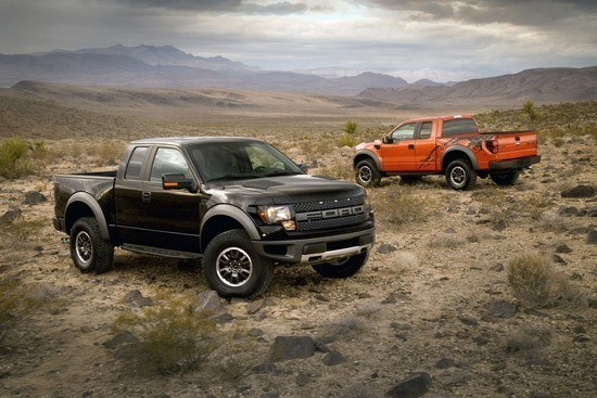 Ford Raptor Wins Shootout