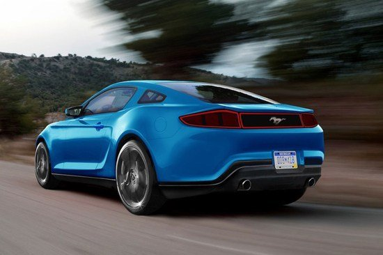 2015 Global Ford Mustang Rumors