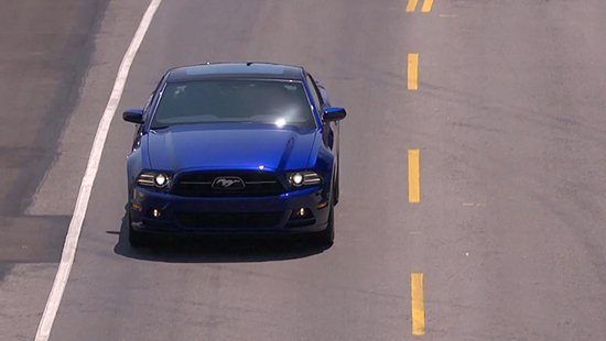 2013 Ford Mustang V-6 - Review