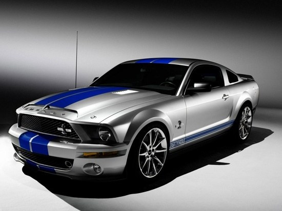 Ford Mustang and Shelby Tuning  - Brooks Speed