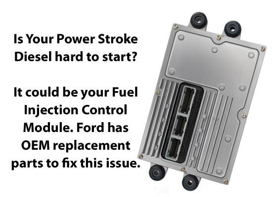 OEM Fuel Injection Control Module Replacement Options