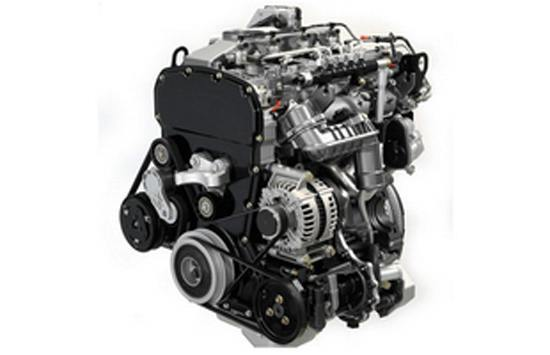 Ford Offers New Turbo-Diesel