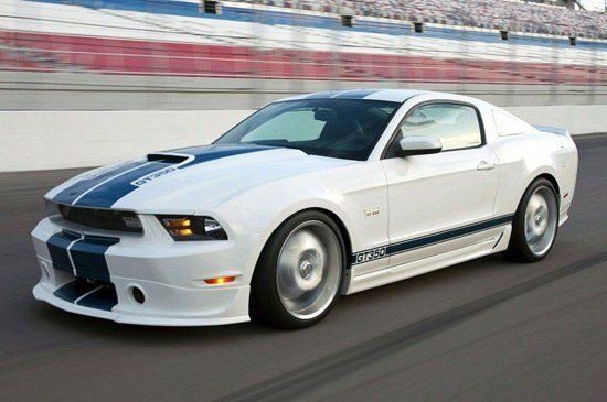 2014 Ford Mustang Shelby GT350 Rumor