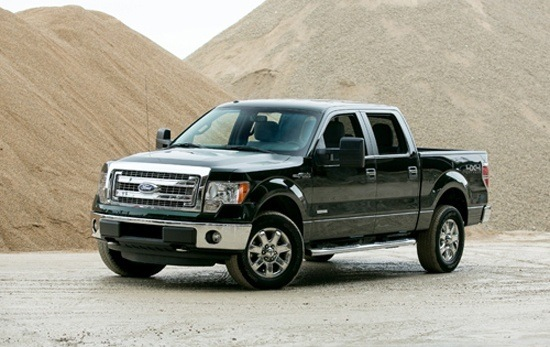Ford F-150 Wins 2013 Light-Duty Challenge