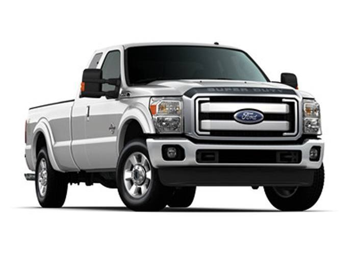 F-Series Super Duty Theft Protection Tips