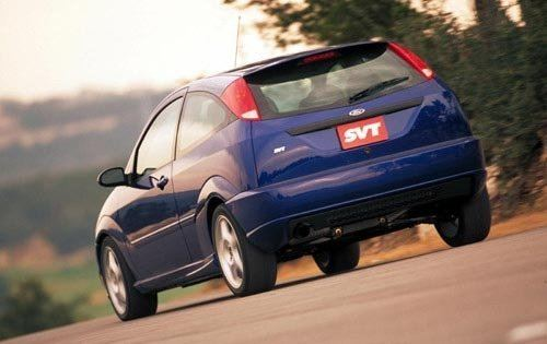 Ford SVT Focus - Sporty Hatchback Remembered