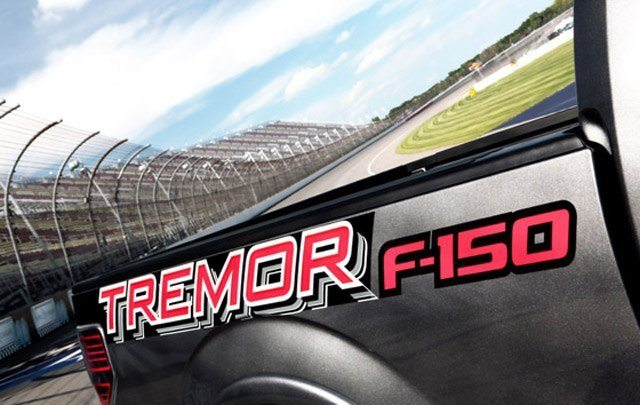 2014 Ford Tremor Serves as Pace Car for NASCAR Camping World Truck Series Race