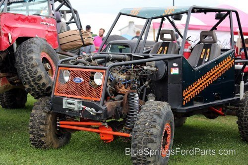 Ford off-road buggy