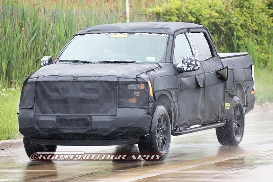 2015 F-150 Pickups - What to Expect