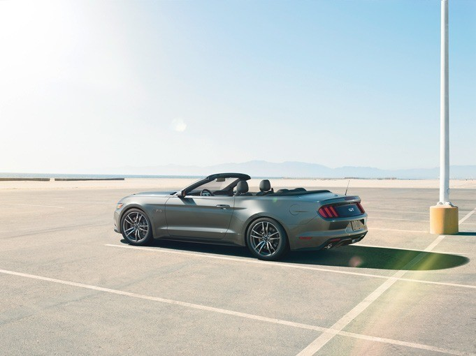 S550 Convertible