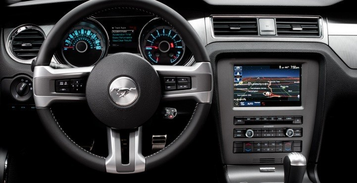 The Newest Sync Will Come To The Mustang First