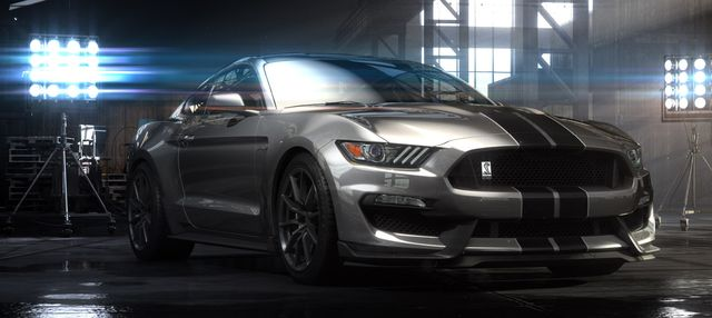 GT350 Front End