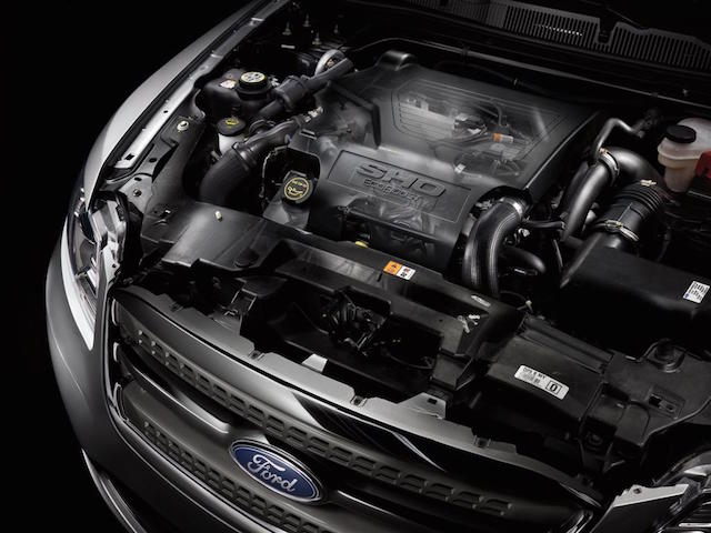 2012 Ford Taurus engine