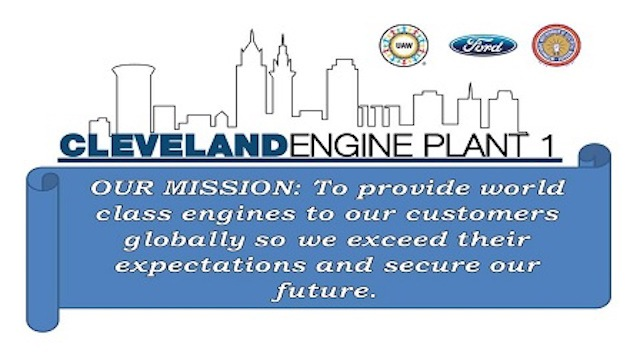 Ford Cleveland plant