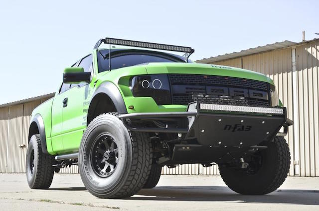 Raptor LED bar