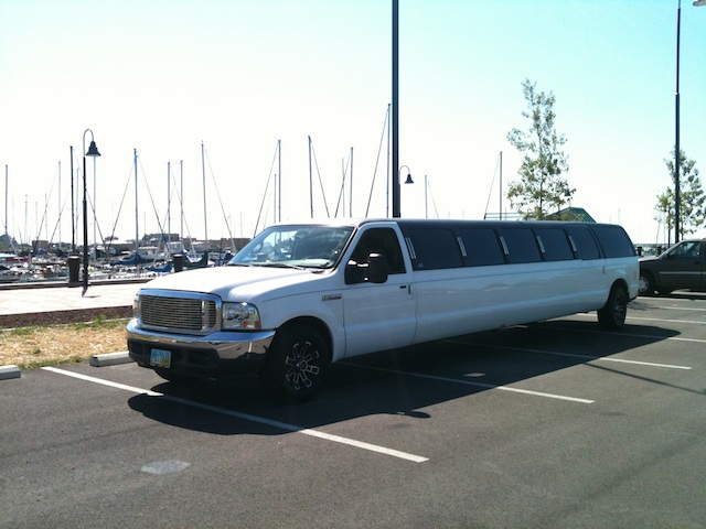 Excursion stretch limo