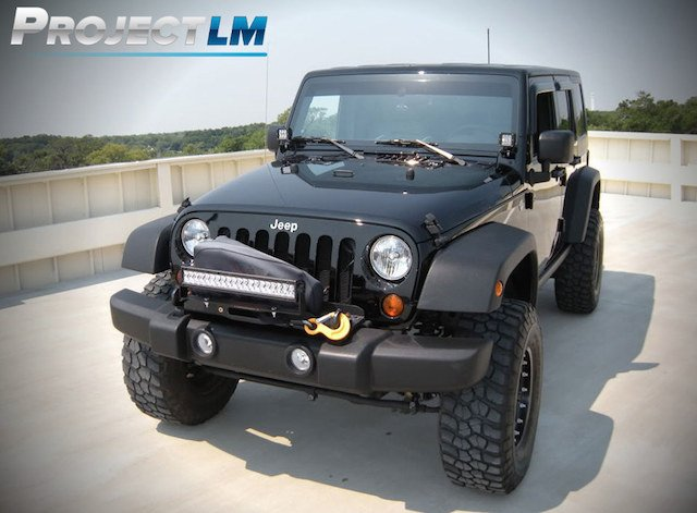 LM light bar