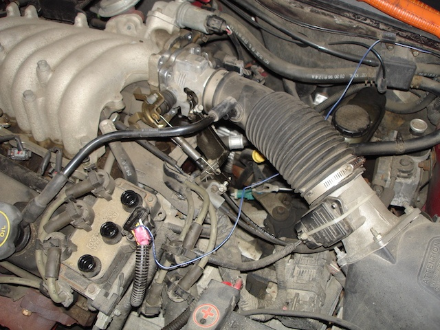 DTC Decoded: P2106: Genuine Ford Parts - OEM Ford Parts