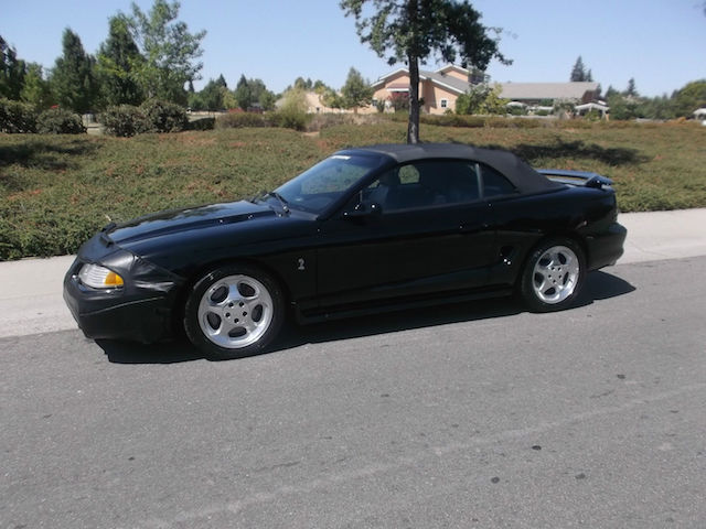 95 Mustang feature 1