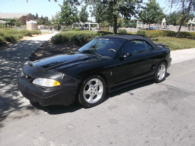 95 Mustang feature 2