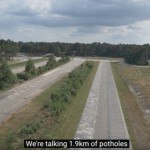 Miles of Potholes