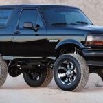 Mean Machine Bronco