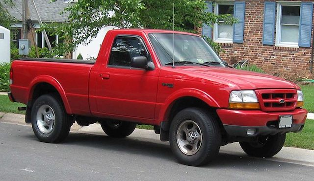 Miss Ford Ranger