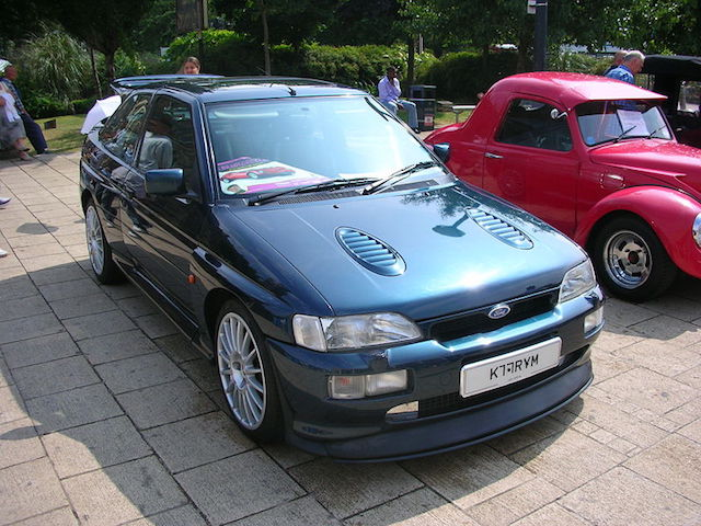 US Ford Cosworth