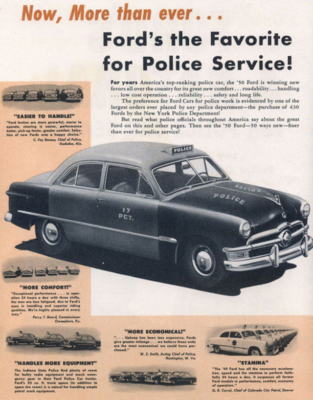 Police Ad