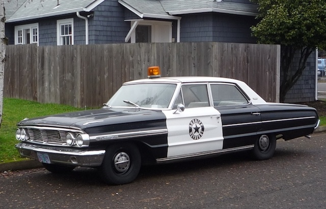 Police Galaxie