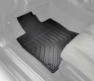 2016-2017 HONDA CIVIC 4 DOOR ALL-SEASON FLOOR MATS (BLACK )