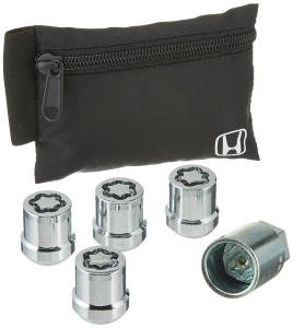 WHEEL LOCK NUT SET (EXPOSED) Fits all Hondas except Odyssey,Pilot, Ridgeline, and Passport