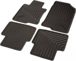 2010-2011 HONDA CROSSTOURS 2WD ALL SEASON FLOOR MAT(2WD) *NH167L* (GRAPHITE BLACK)