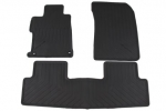 2013 HONDA CIVIC 4 DOOR BLACK ALL-SEASON FLOOR MATS