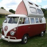 The Coolest Poptop VW Camper Buses You've Ever Seen