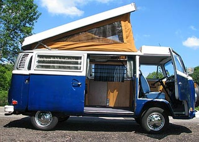 1974 Westfalia Bus