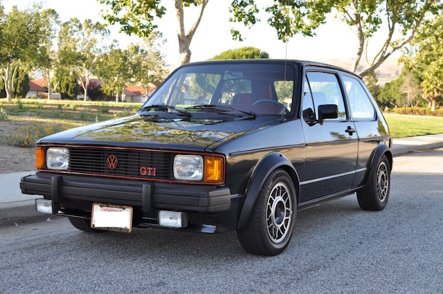 1983 Rabbit VW GTI